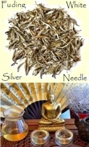 Imperial grade Fuding White Silver Needle Tea