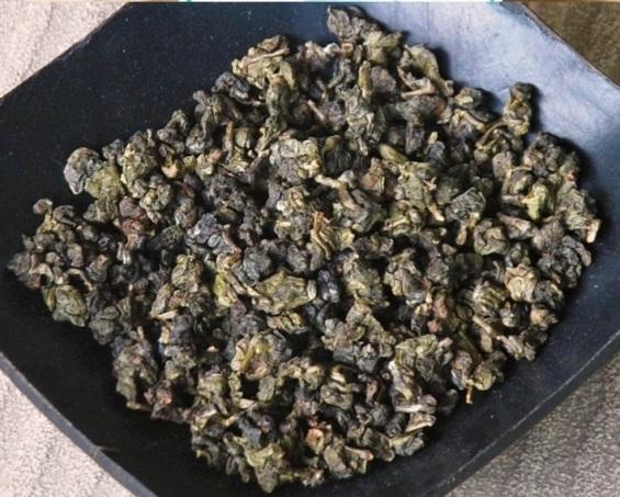 Winter harvest of Jin Xuan No. 12 Oolong tea