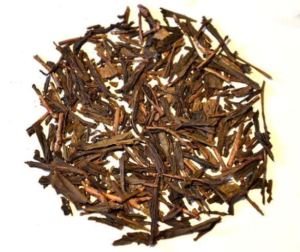 Hojicha Kiniro: summer bancha tea roasted after green tea processing