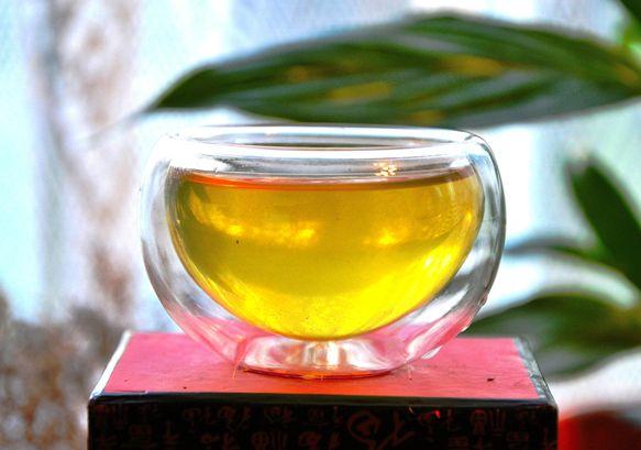 Kabusecha Haru half-shaded Green Tea from the first days of the main picking season