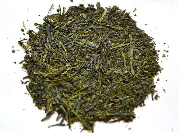 Kabusecha Tenko: Kabuse Sencha tea from early picking