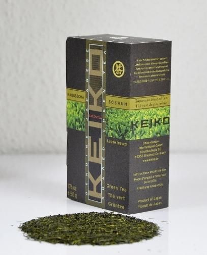 "Kabusecha Soshun (jap. ""Soshun"" = ""early spring"") - Top class Kabusecha Tea from Kagoshima picked in early spring"