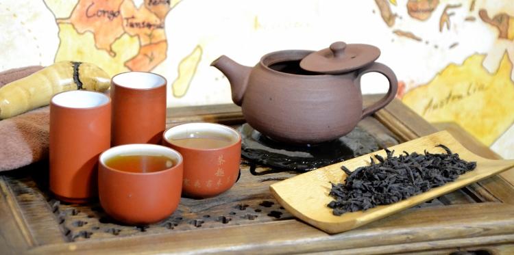 Cindy Chen's Spring Shui Xian Wuyi Yancha Oolong Tea