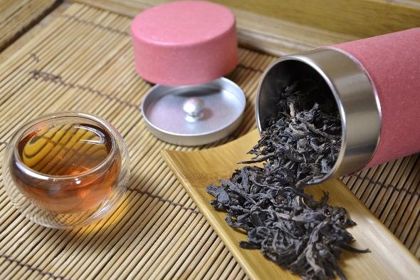 Banyan Premium Shui Xian Wuyi Yancha Oolong tea