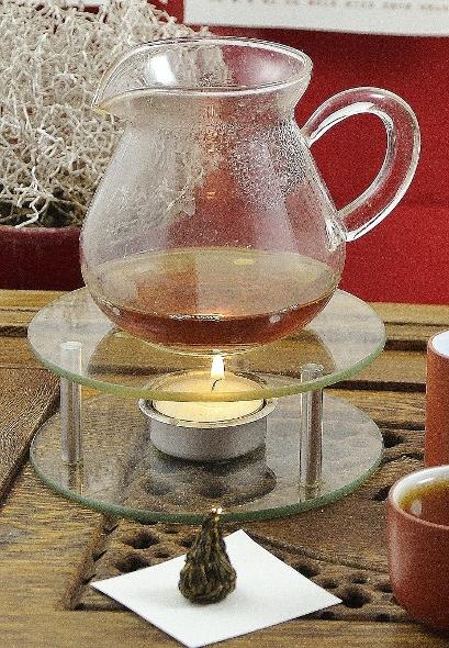 Black Needle Pagoda Black Tea from ancient wild Yunnan tea trees