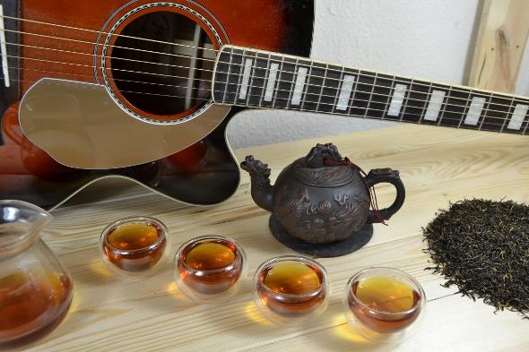 Jin Mao Hue Golden Monkey Fujian Black Tea