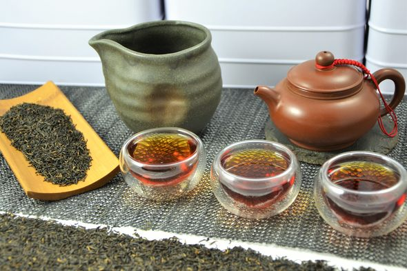 A-grade Keemun Black Tea Hao Ya from Qihong town, Qimen county, Anhui province, China