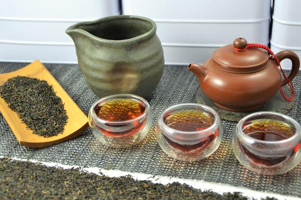 A-grade Keemun Black Tea Hao Ya from Qihong town, Qimen county, Anhui province, China