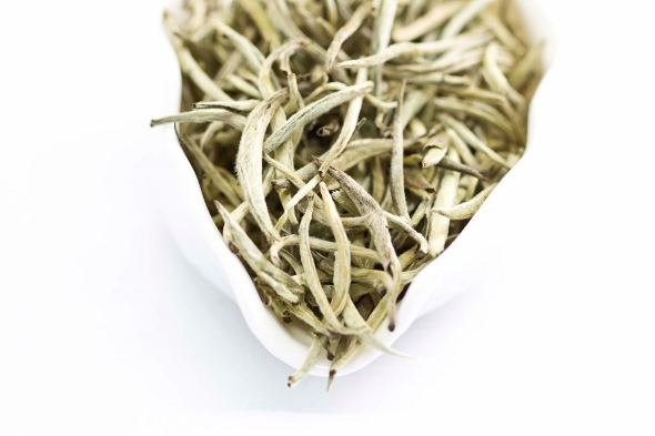 Doke Silver Needle White Tea from Doke Tea Garden in Bihar, India- Pure Buds