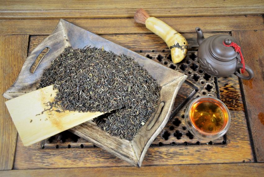 Goomtee Classic Autumn Flush 2016 FTGFOP 1 - Autumn Flush black tea from Goomtee tea estate, Darjeeling, India