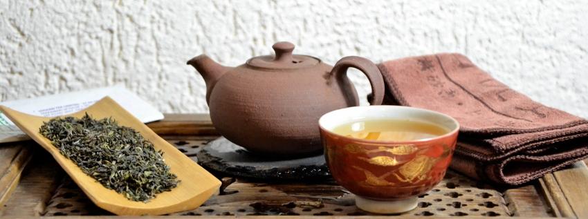 First Flush of Makaibari Tea Estate, Darjeeling, India - Makaibari FF 2017 SFTGFOP1 SPL