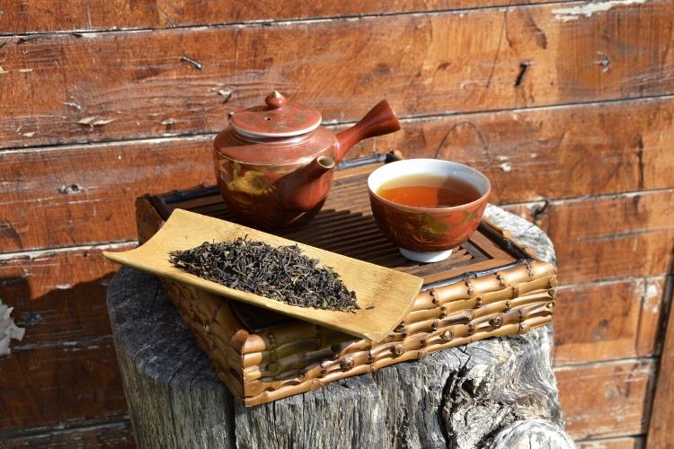 Second Flush 2018 of Giddapahar Tea Estate, Darjeeling, India