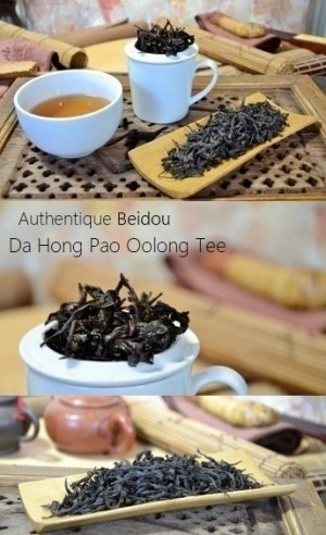 Authentique Beidou Da Hong Pao Oolong Tea