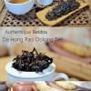 Authentic Beidou Da Hong Pao Oolong Tea from Cindy Chen, zhengyan, Wuyishan