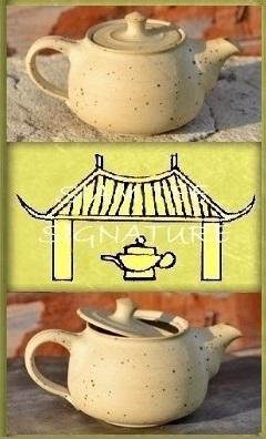 SiamTeas Signature Teapot, 200ml - individually handcrafted unique item