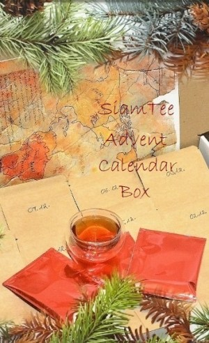 SiamTeas Advent Calendar Box