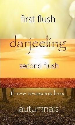 Darjeeling Sample Box