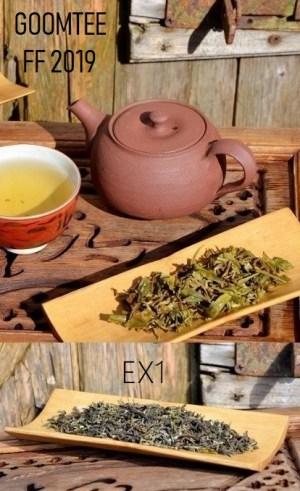 Goomtee First Flush 2019 Spring Delight EX1 - first invoice spring 2019 picking of Goomtee tea garden, Darjeeling, north-east India