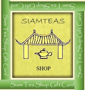 Siam Tea Shop Gift Card
