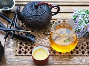 DMS Si Ji Chun 4-Seasons Tee in Gong Fu Cha-Aufbau, Gonnesweiler 2012
