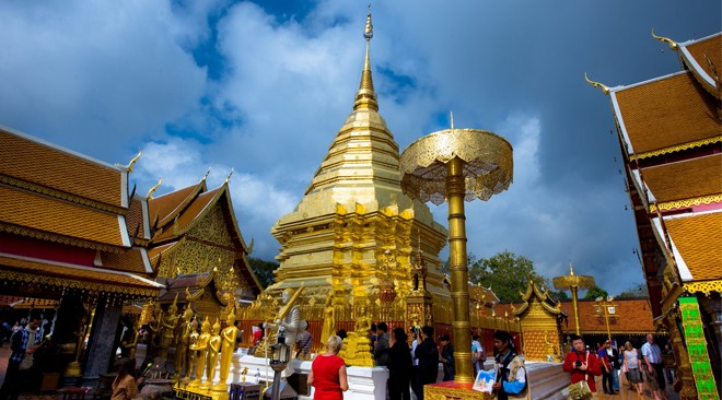 Chiang Mai in Northern Thailand named one of Travel +Leisure World's Top 15 Cities 2017