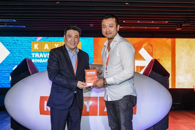 AYAK Travel Awards Singapore 2018 - Favourite Hotel Brand - Favourite Destination for Short Breaks - Bangkok