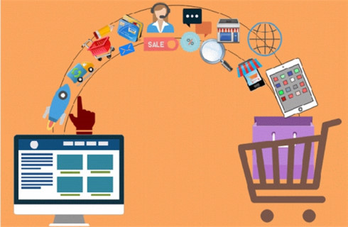Ecommerce on the rise as customers go mobile, vietnam economy, business news, vn news, vietnamnet bridge, english news, Vietnam news, news Vietnam, vietnamnet news, vn news, Vietnam net news, Vietnam latest news, Vietnam breaking news