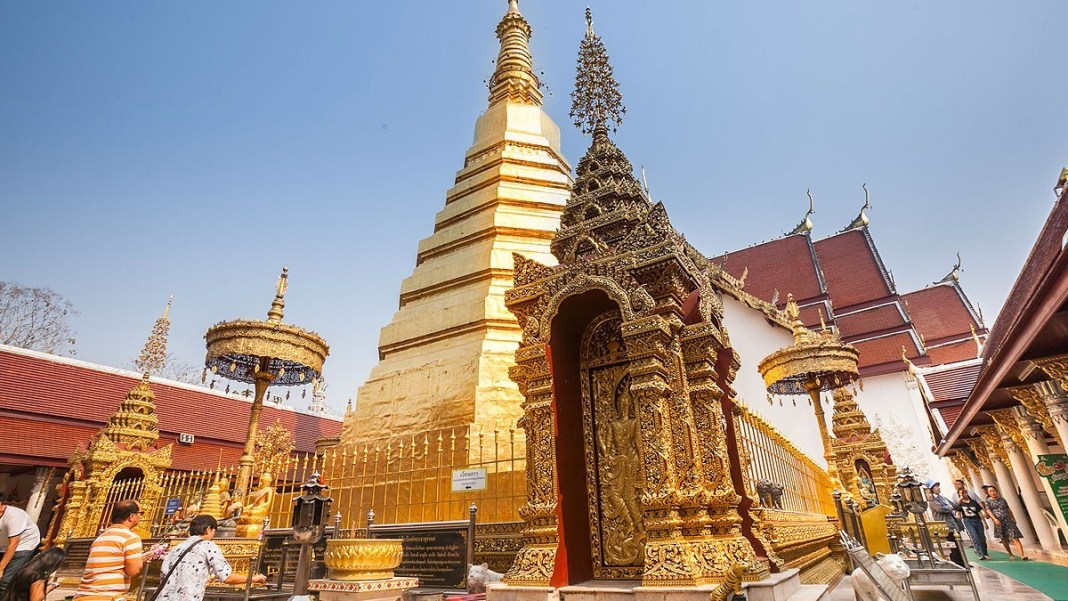 Charming Phrae Showcases Thai History And Culture From A Bygone