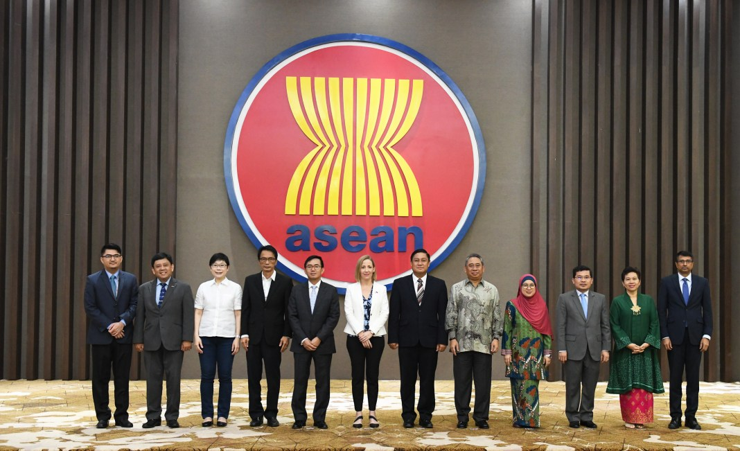 ASEAN, US to further strategic partnership for mutual benefit