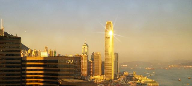 Fewer than 20 deals were completed in Hong Kong during the quarter