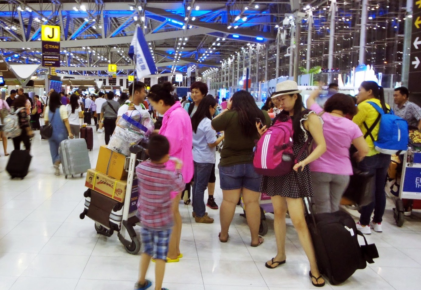 China Is Pushing Thai Tourism Towards New Records For 2017