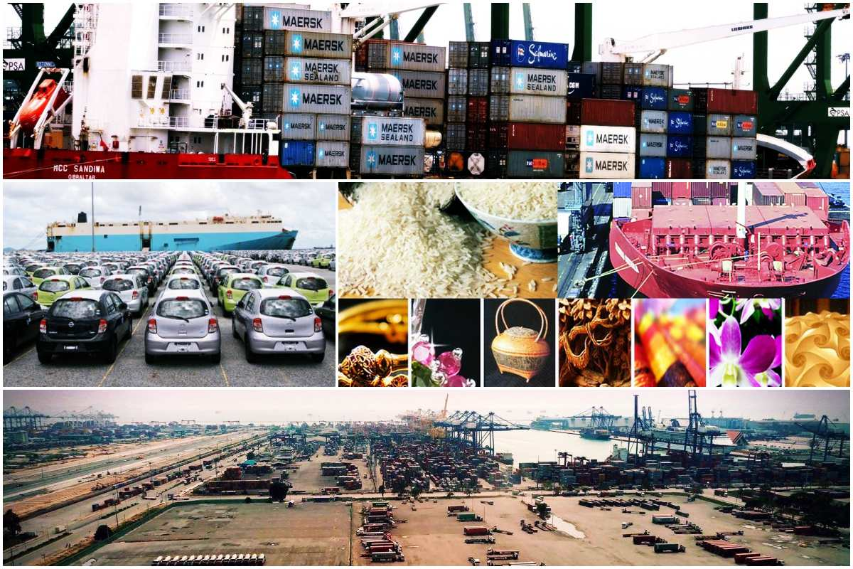 Thai Export Grows 9.9% In 2017