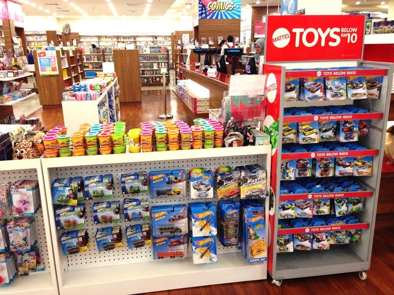 Accessing the ASEAN Consumer Market: Toys and Games