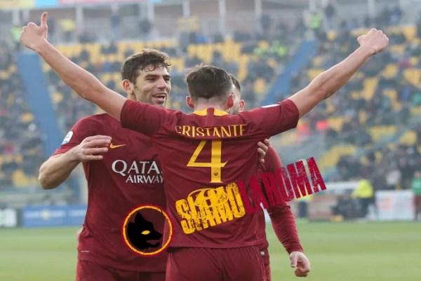 Amarcord, 29 dicembre 2018: la Roma batte il Parma al Tardini (VIDEO) - Siamo la Roma