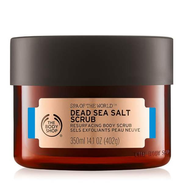 sels exfoliants The Body Shop