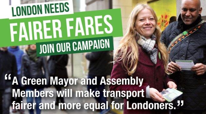 London needs fairer fares