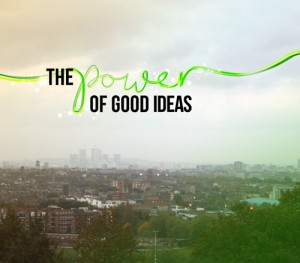 The power of good ideas