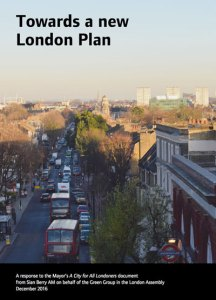 Towards a new London Plan cover