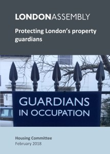 Property guardians report cover