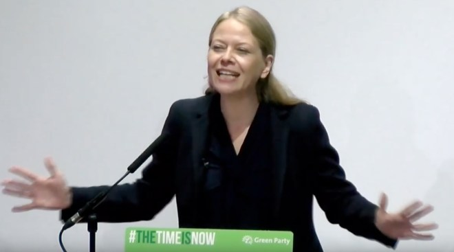 Watch Sian Berry's conference speech in 2019