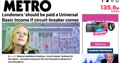 I back the Mayor over 'circuit breaker', but it must come with income support