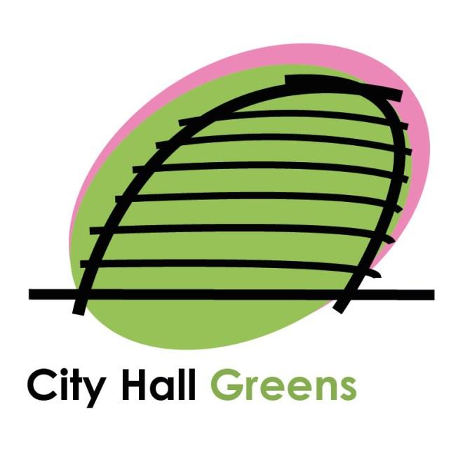 City Hall Greens logo