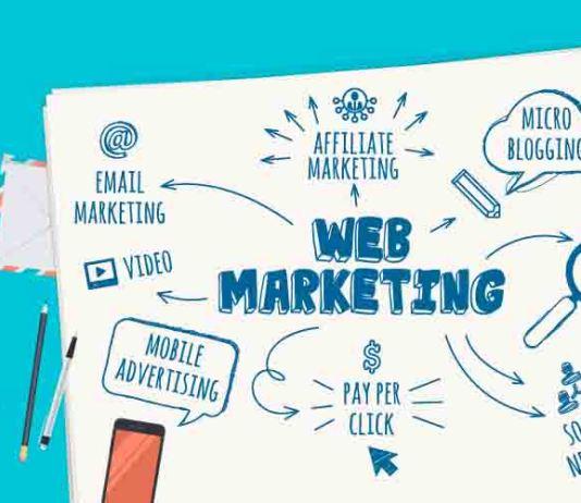 Cara promosi web