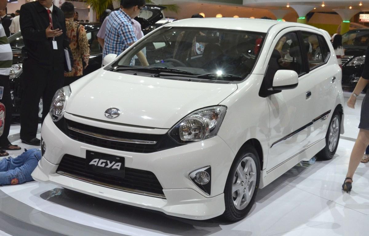 Dealer Toyota Bali Tawarkan Kredit Mobil Agya Dengan Cicilan Murah