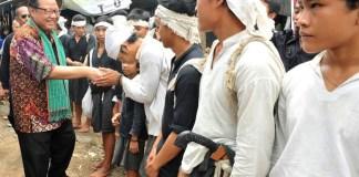 Pelatihan Peluang Usaha Kerajinan Untuk UMKM Suku Baduy Dari Menkop