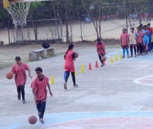 B. Shafiullah, IFS, Secretary, Telangana Minorities Residential Educational Institutions Society, today said this summer, the students of Minorities Residential Institutions will have more sports and games. Splash-2019, summer camp of TMREIS, was officially inaugurated by AK Khan, IPS, (Rtd), Vice Chairman and President of TMREIS at Gymkhana Grounds, Secunderabad. Splash–2019 offers 23 various sports with the new additions like table tennis, skating and cricket. A total of 1,200 students from 204 Telangana Minorities Residential Schools will be trained in a sport of their choice and interest by the Telangana Minorities Residential Educational Institutions Society (TMREIS). The services of coaches from the Sports Authority of Telangana State are being availed for the camps scheduled from April 12 to 26 at various locations in the city.Photo:Laeeq