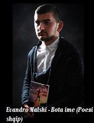 Evandro Malshi - Bota ime (Poezi shqip) Libri Shtigjet e jetës