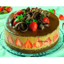 receta gatimi Torte me pudding dhe biskota. Si te gatuajme me biskota si te bejme Receta gatimi