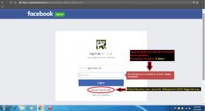 2 Si te gjej (kodin) passwordin e Facebook. Tutoriale shqip. Si te gjejme passwordin e facebook