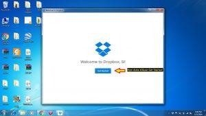 8 Si te instaloj Dropbox ne kompjuterin tim Tutoriale shqip. llogari te re , faqen zyrtare